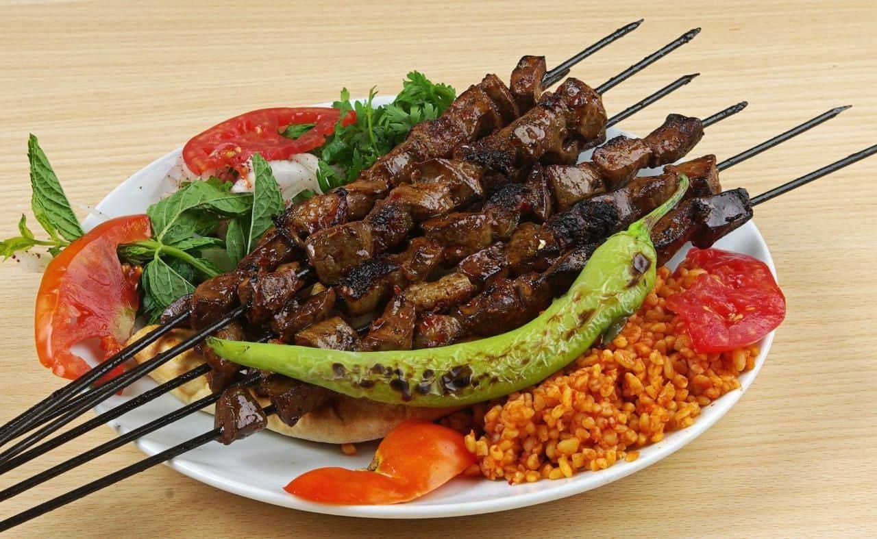 Турецкий шашлык