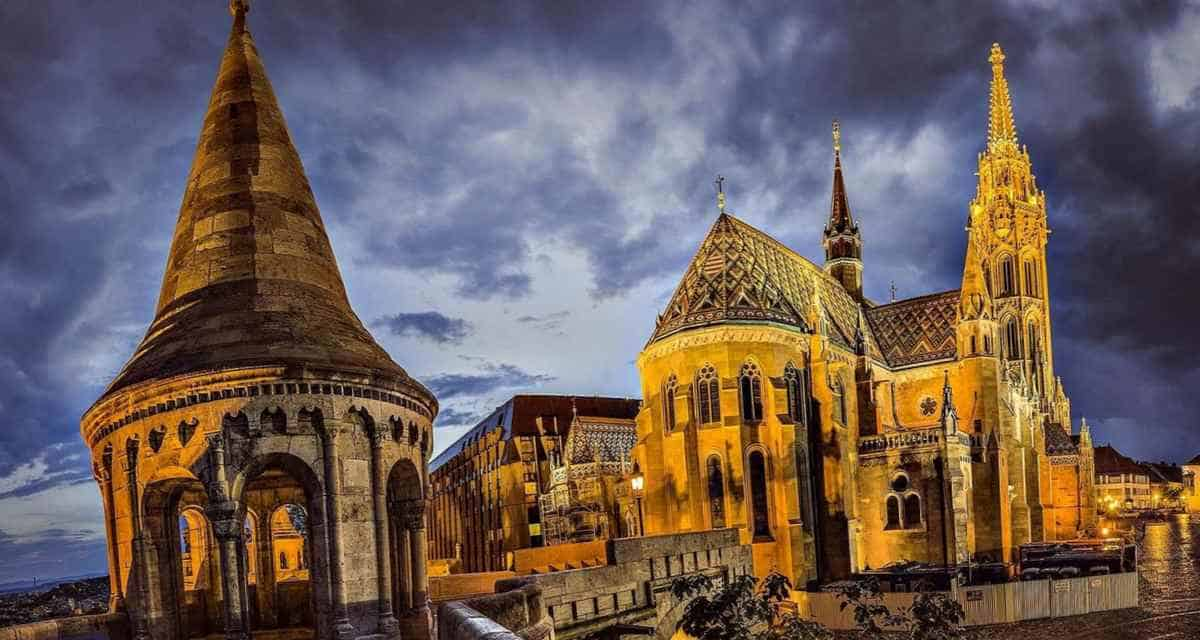 Что посмотреть в Будапеште за 1 день