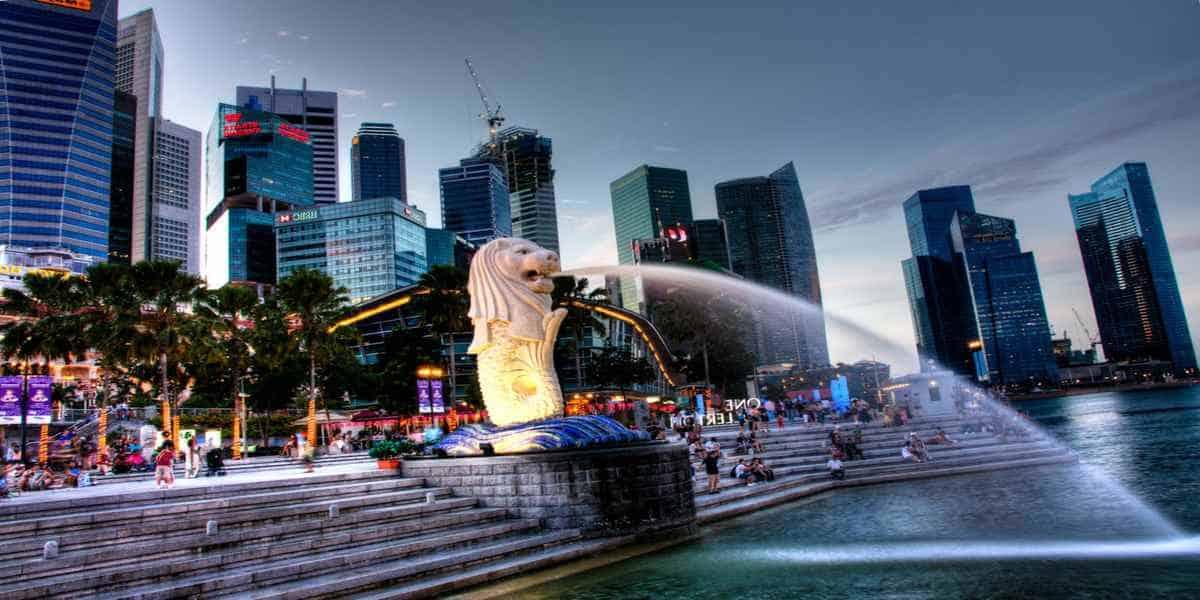 Популярные сувениры из Сингапура