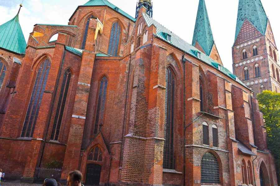 Церковь Мариенкирхе