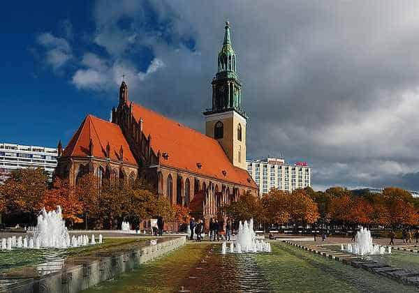 Церковь Мариенкирхе, Берлин