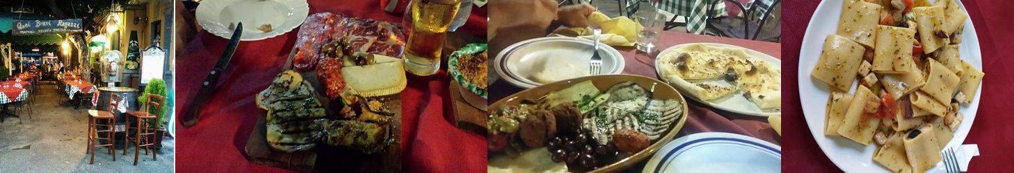 Вкусные итальянские блюда