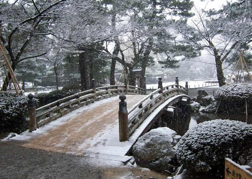 Мост Ханами-баши