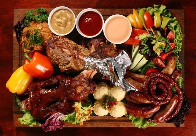 Блюда немецкой кухни