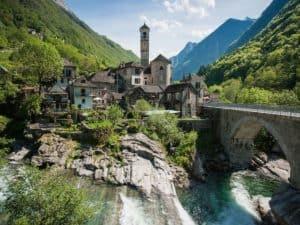 Швейцария, красивый вид