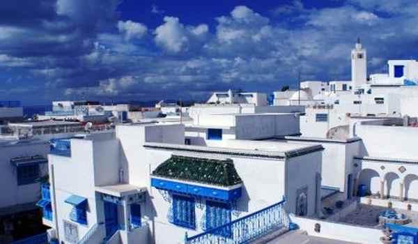 Сиди-бу-Саид в Тунисе, фото и описание