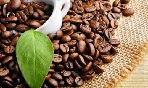 кофе зерна фото