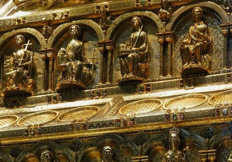 Кельнский собор, реликварий - 1