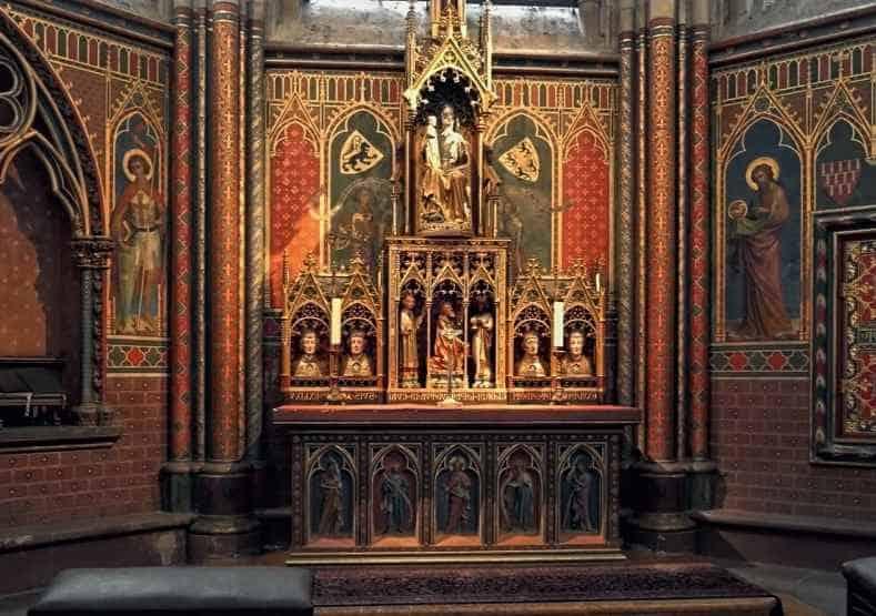Кельнский собор неоготика