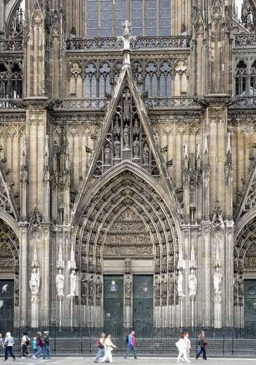 Кельнский собор-1