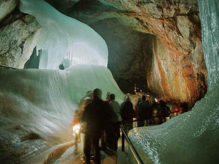 Пещера Eisriesenwelt