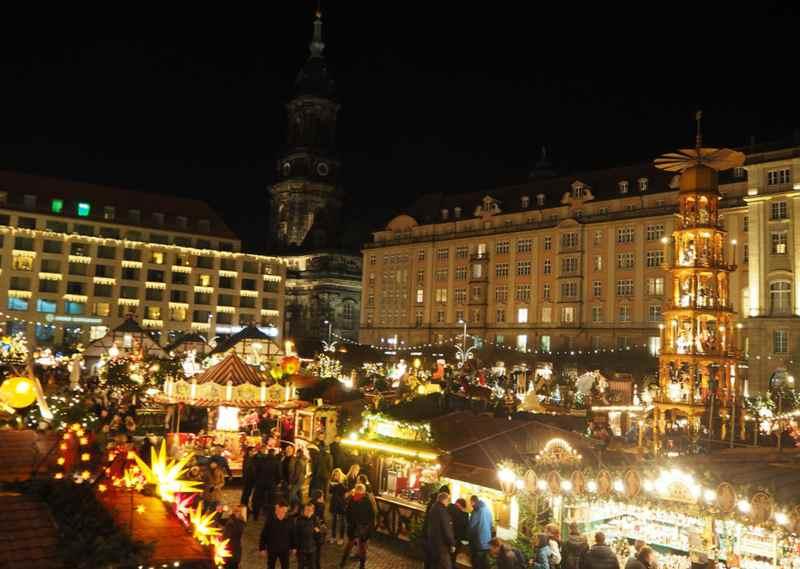 Дрезденская Рождественская ярмарка