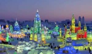 Ледовый город