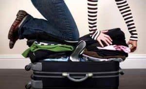 Сборка чемодана