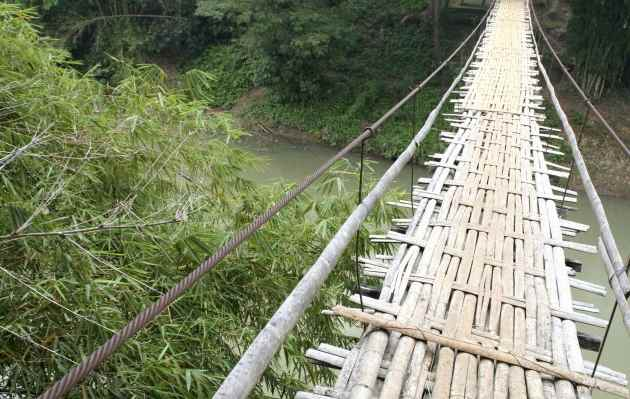 Мост на Филиппинах