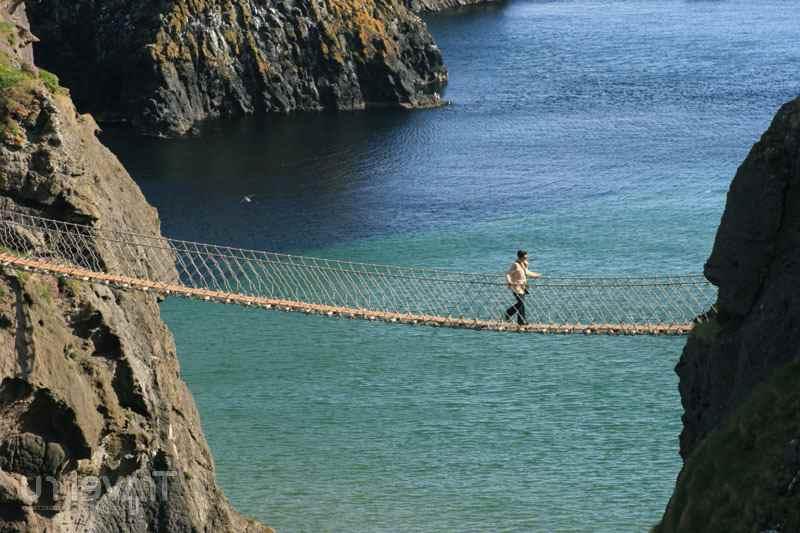 Мост Kerrik в Ирландии