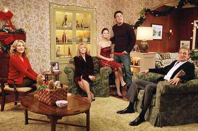 Родственники и скука в Рождество