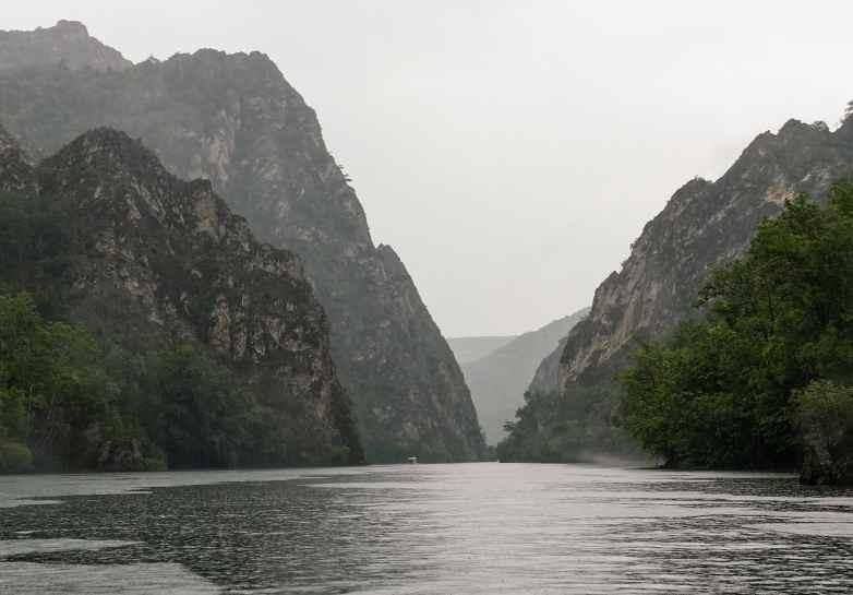 Красивые горы каньона