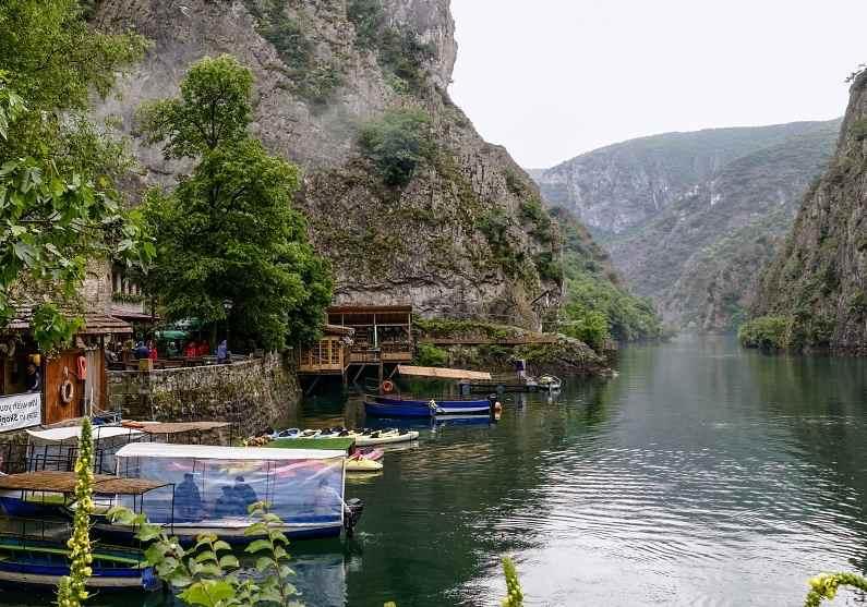 Озеро Мать
