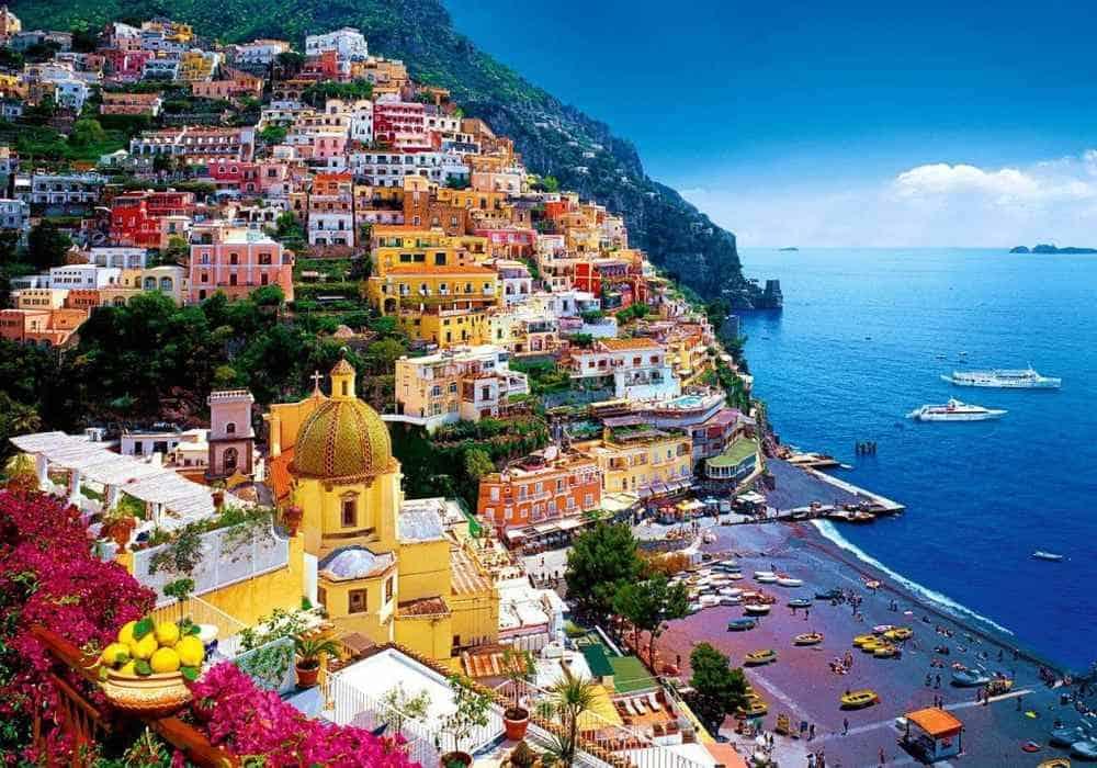 Красивый Неаполь