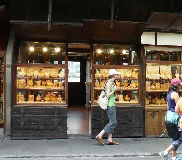 Ювелирный магазин Понте-Веккьо