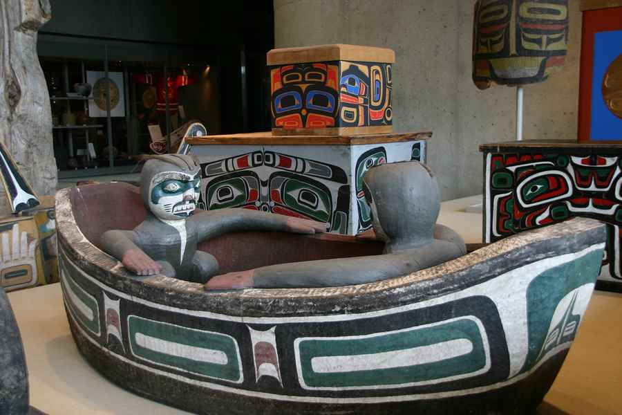 Музей Ванкувер