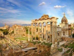 Руины Рима
