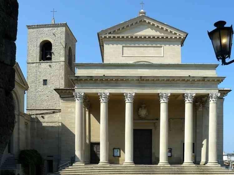 Кафедральный Собор Сан-Марино