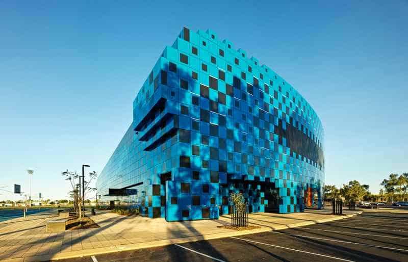 Образец голландской архитектуры