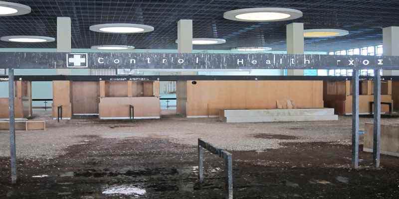 Международный аэропорт Никосии