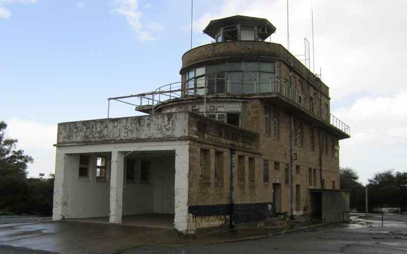 башня управления