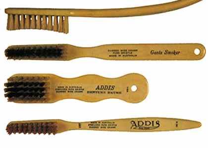 Зубные щетки Уильяма Аддиса