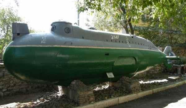 Тритон 2 подводная лодка СССР