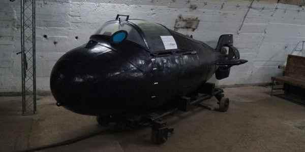 Подводная лодка СССР Тритон -1М