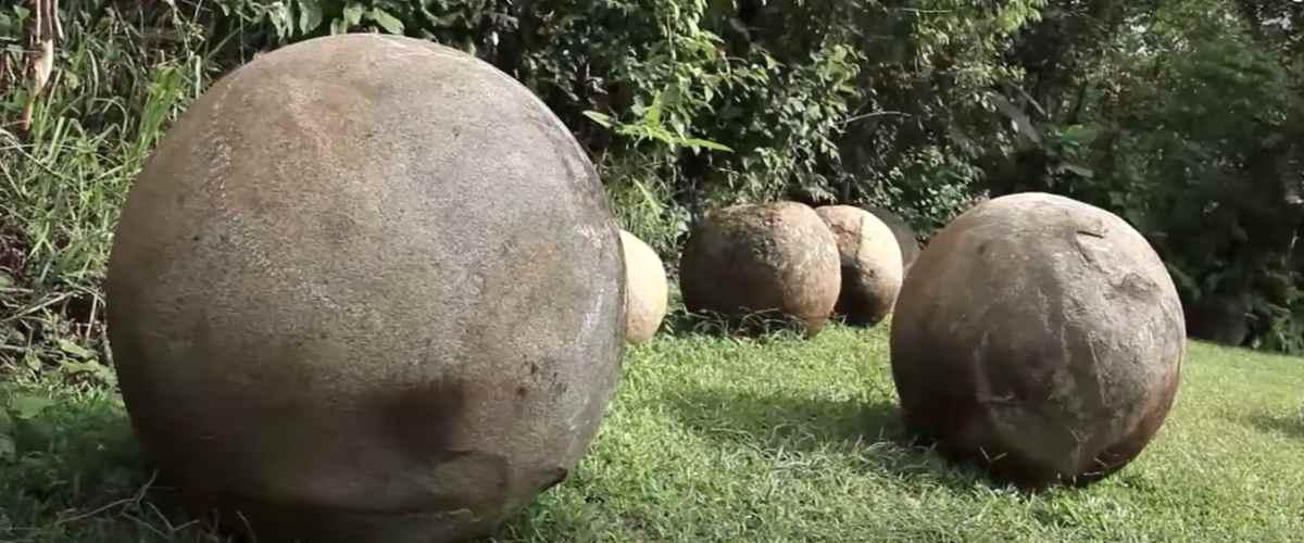 Каменные сферы Диквис