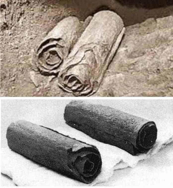 Медные свитки Мертвого моря