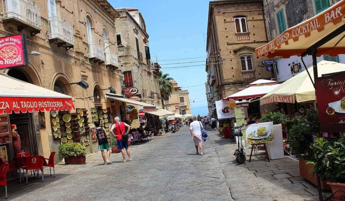 Тропея, Калабрия, Италия