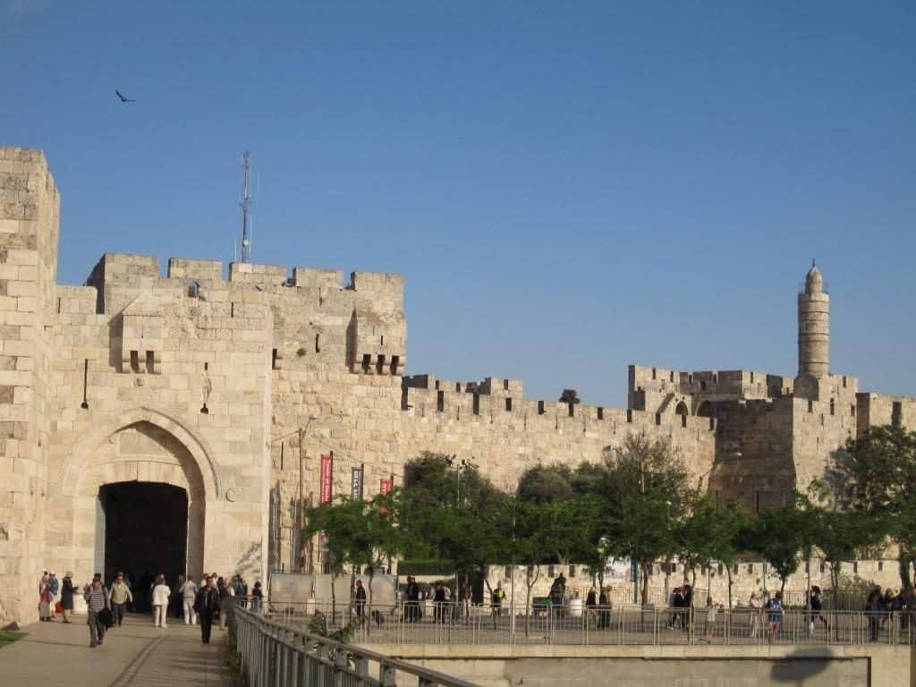 Башня Давида, Иерусалим