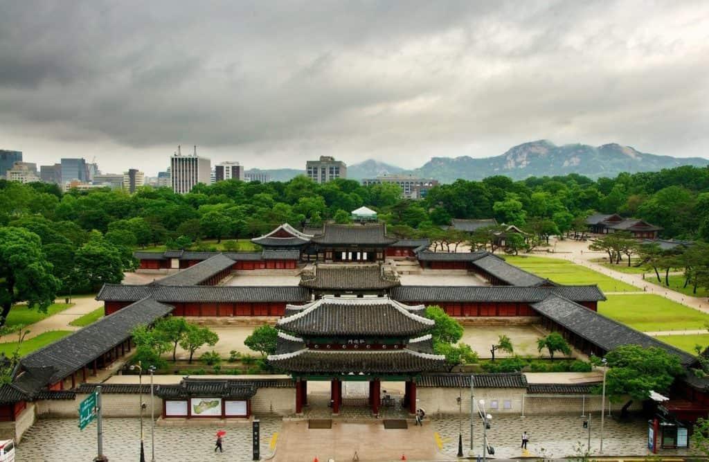 Дворец Чхангёнгун