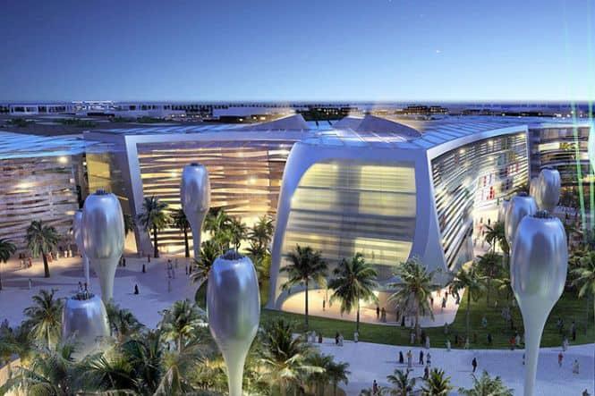 Эко-город Масдар-Сити, Абу-Даби
