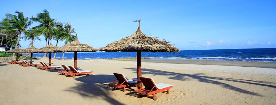 Пляж города Муйне, Вьетнам