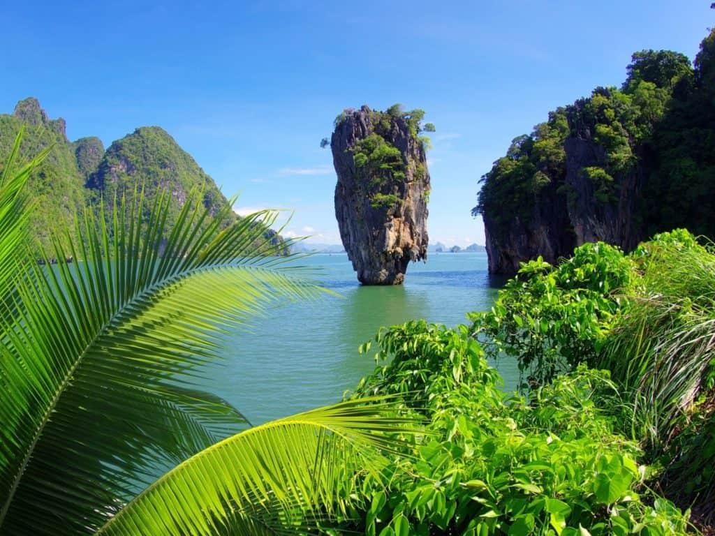 Остров Джеймса Бонда, Пхукет, Тайланд