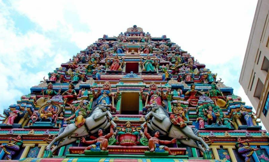 Шри Махамариамман, Куала-Лумпур