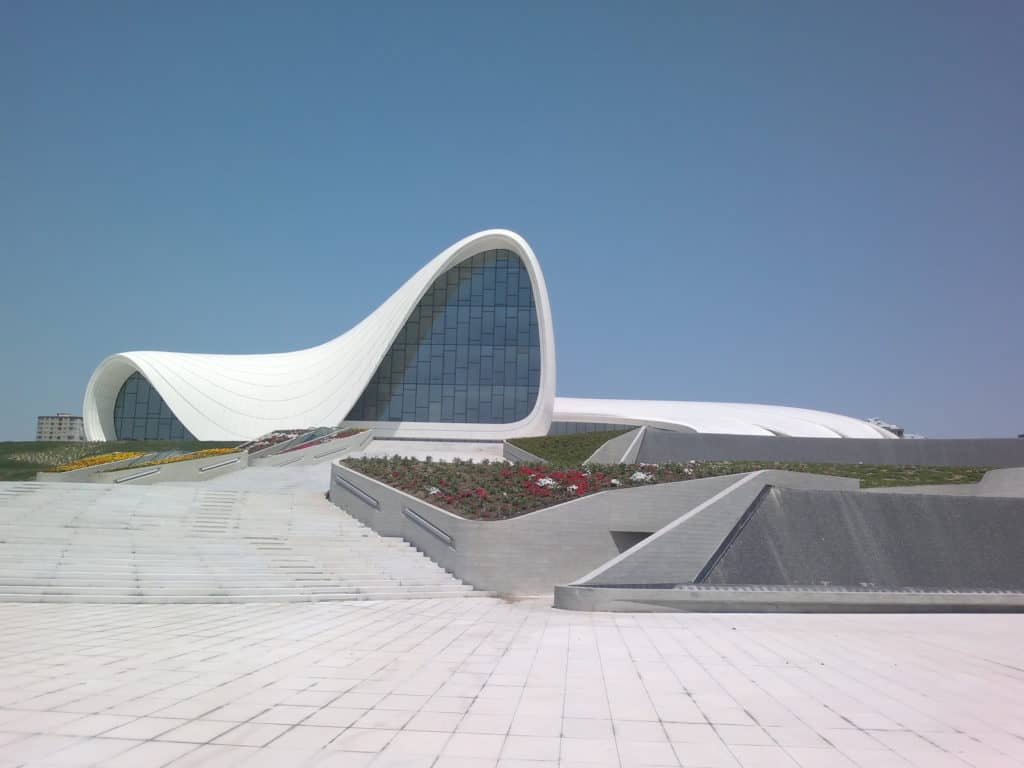 Центр Гейдара Алиева