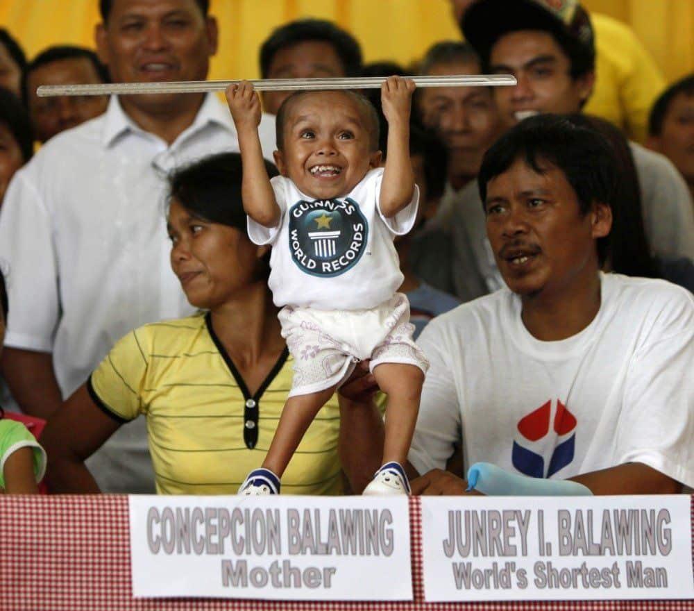 Филиппинец Джунри Балуинг
