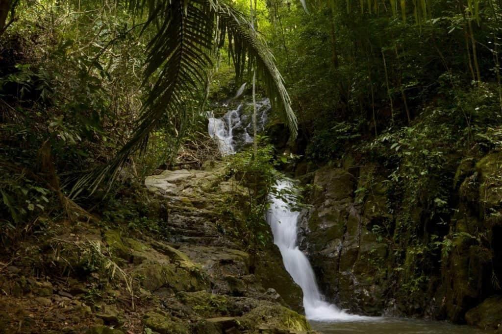 Водопад Банг Пэ, Пхукет, Тайланд