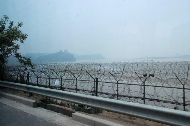 Демилитаризованная зона, Корея