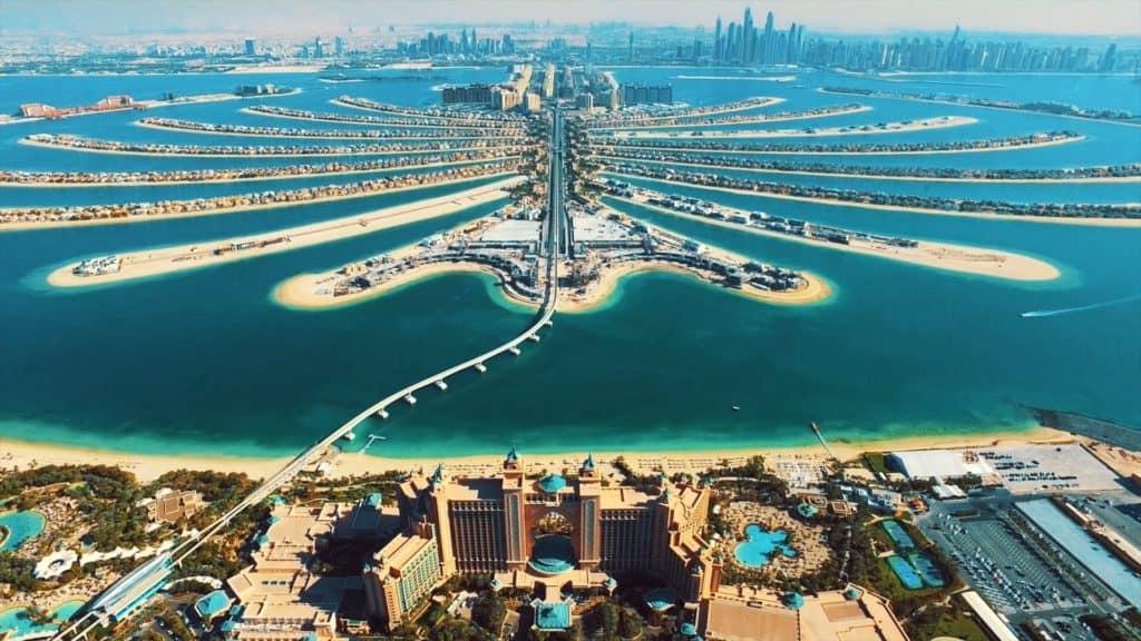 Дубай, Эмираты