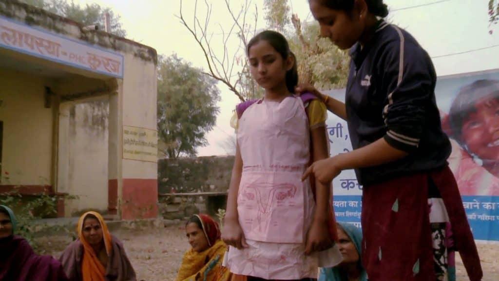 Гигиена, Индия