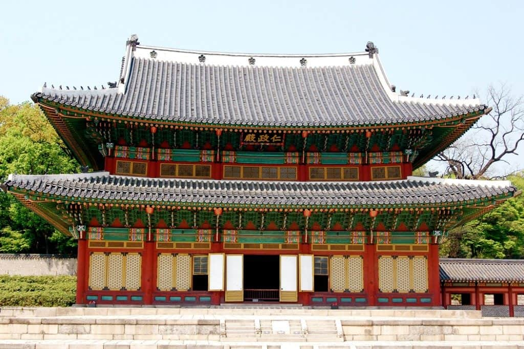 Храм Чонмё